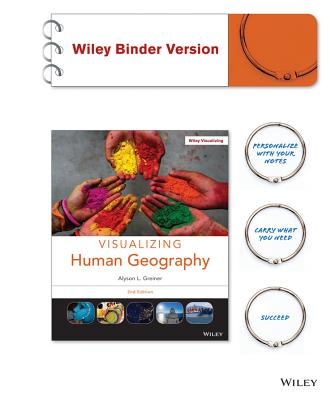 Visualizing Human Geography By Greiner, Alyson